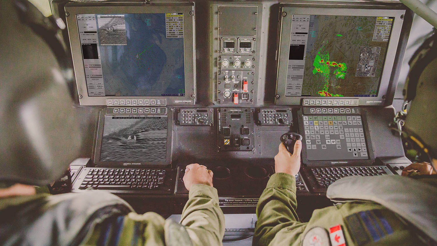 Airborne Mission Management | General Dynamics Mission